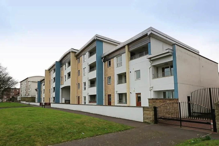 204 New Street Harbour View Musselburgh snowdrop services property factors cleaning