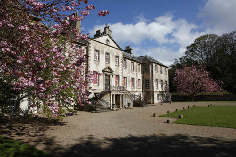 National Trust for Scotland, Newhailes House & Gardens commercial cleaning companies Snowdrop Services