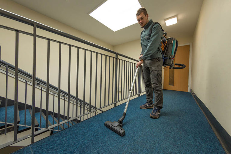 Snowdrop Services communal area cleaning Edinburgh Leith