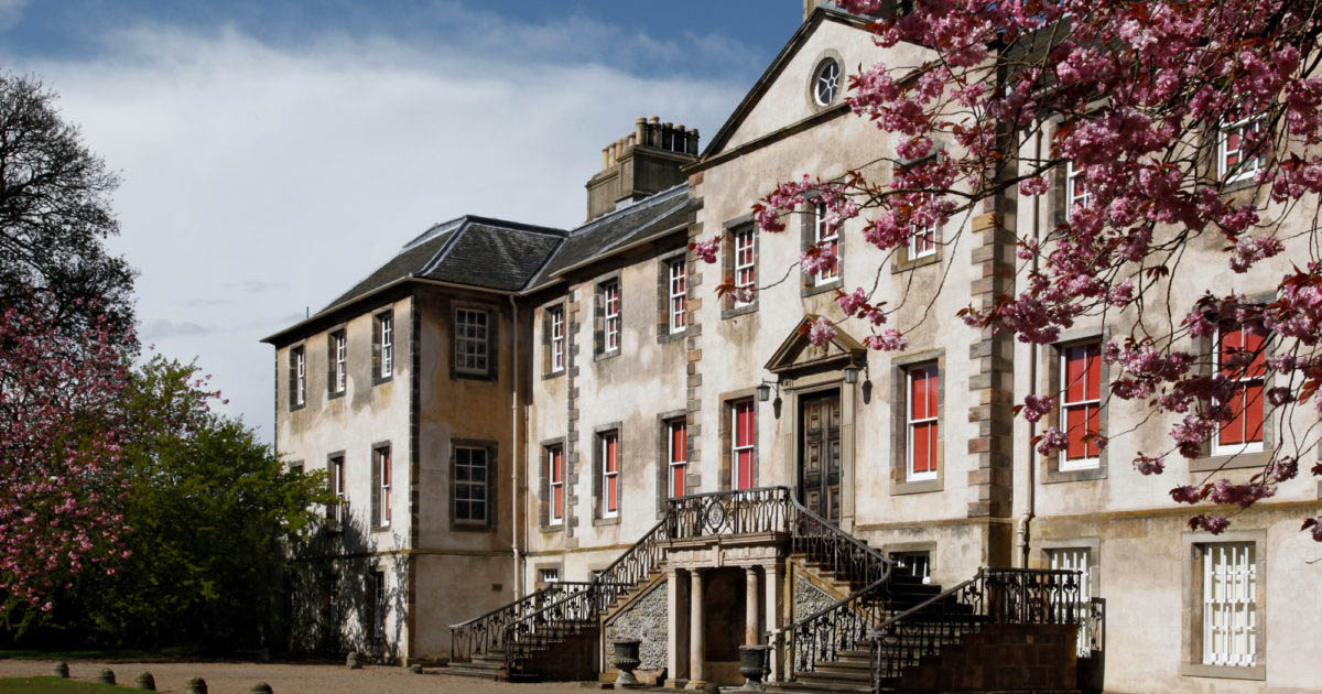 Snowdrop Cleaning Services National Trust for Scotland commercial cleaning companies Edinburgh