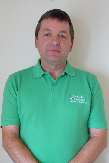 John McCusker is a director and co-founder at Snowdrop Cleaning Services. John McCusker is very hands on and pro-active with all his companies that deal with contract cleaning.