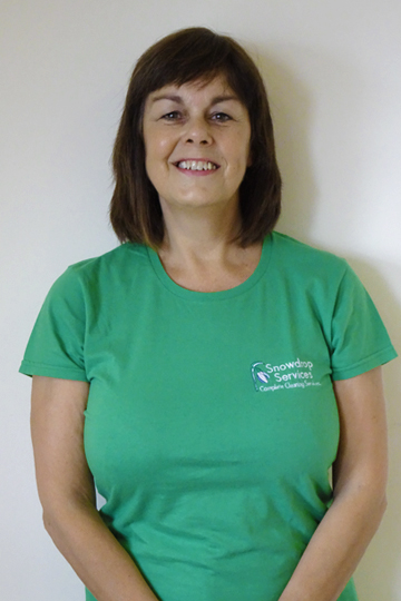 Myra McCusker is a director and co-founder at Snowdrop Cleaning Services. Myra McCusker is very hands on and pro-active with all his companies that deal with contract cleaning.