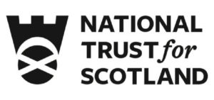 Snowdrop Services The Cleaning company in Edinburgh working with National Trust for Scotland Logo