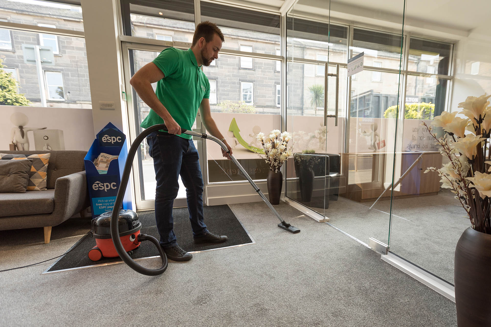 Snowdrop Cleaning Services Office Cleaning in Edinburgh Leith East Lothian