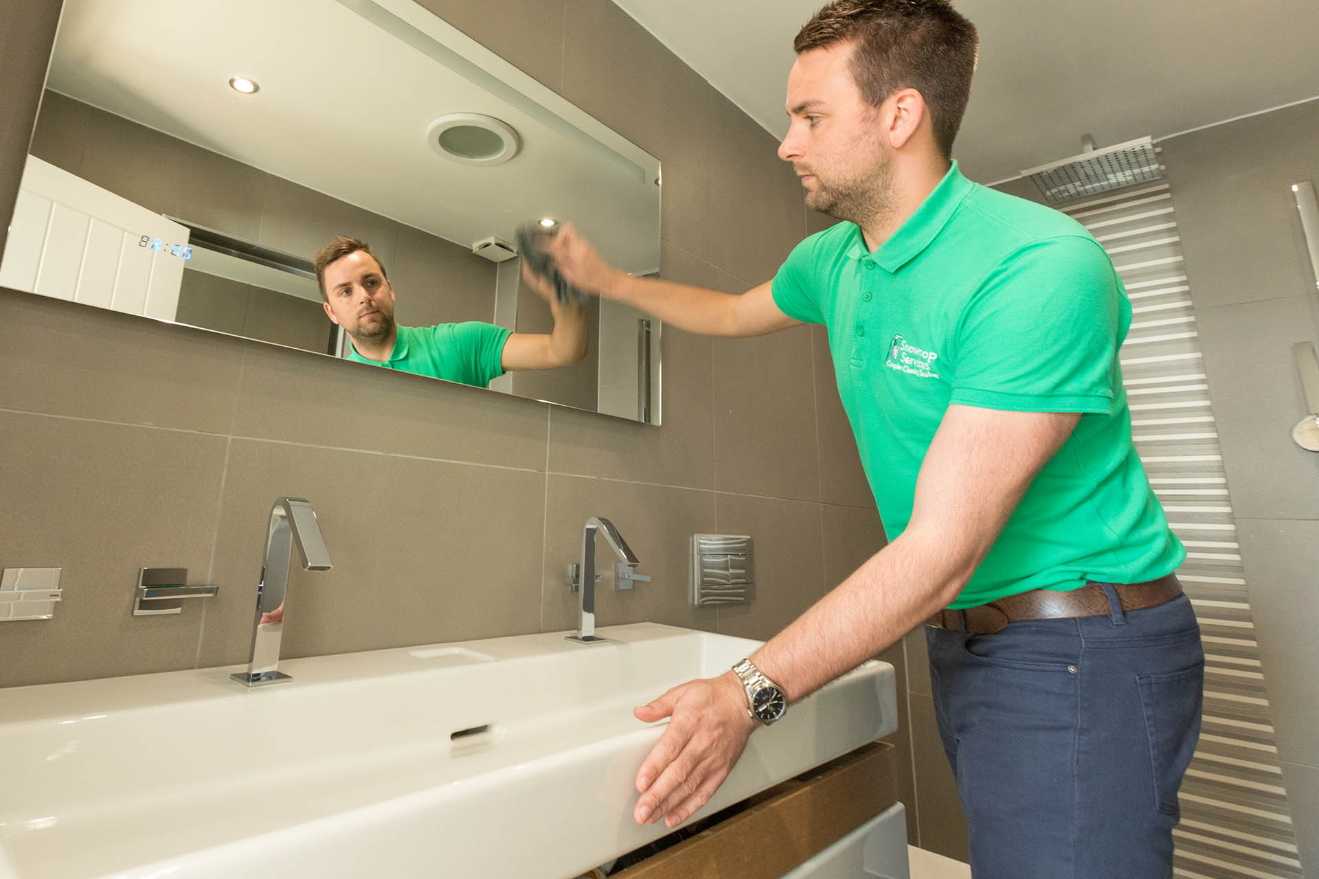 Snowdrop Services Deep Cleans Edinburgh
