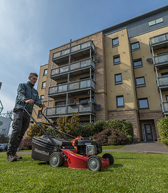 Snowdrop Services Factor Cleaning Property Management Cleaning and communal area cleaning in Edinburgh Leith and East Lothian