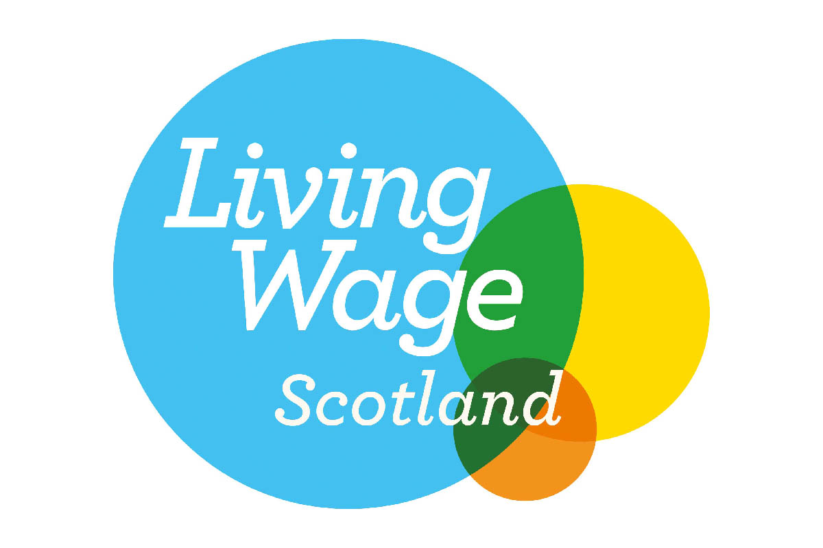 Snowdrop Services support of the Real Living Wage in Edinburgh